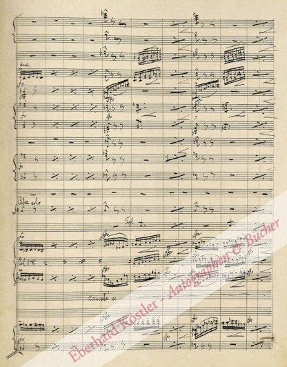 Anger, Moric (Moritz) Stanislav, Komponist (1844-1905).