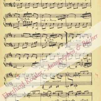 Gerstberger, Karl, Komponist und Musikschriftsteller (1892-1955).