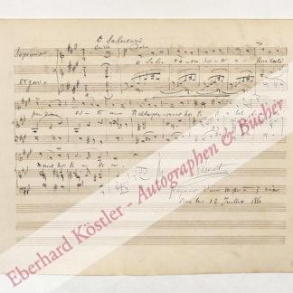 Elwart, Antoine, Komponist (1808-1877).