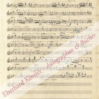Weismann, Julius, Komponist (1879-1950).