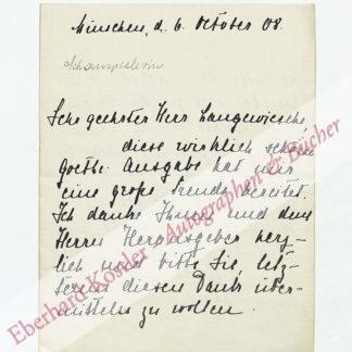 Lossen, Lina, Schauspielerin (1878-1959).