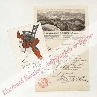 Veith, Eduard, Maler (1858-1925).