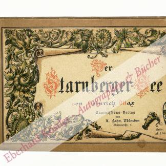 Max, Heinrich, Maler (1847-1900).