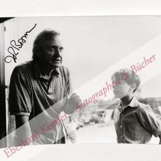 Boorman, John, Regisseur, Drehbuchautor und Filmproduzent (geb. 1933).