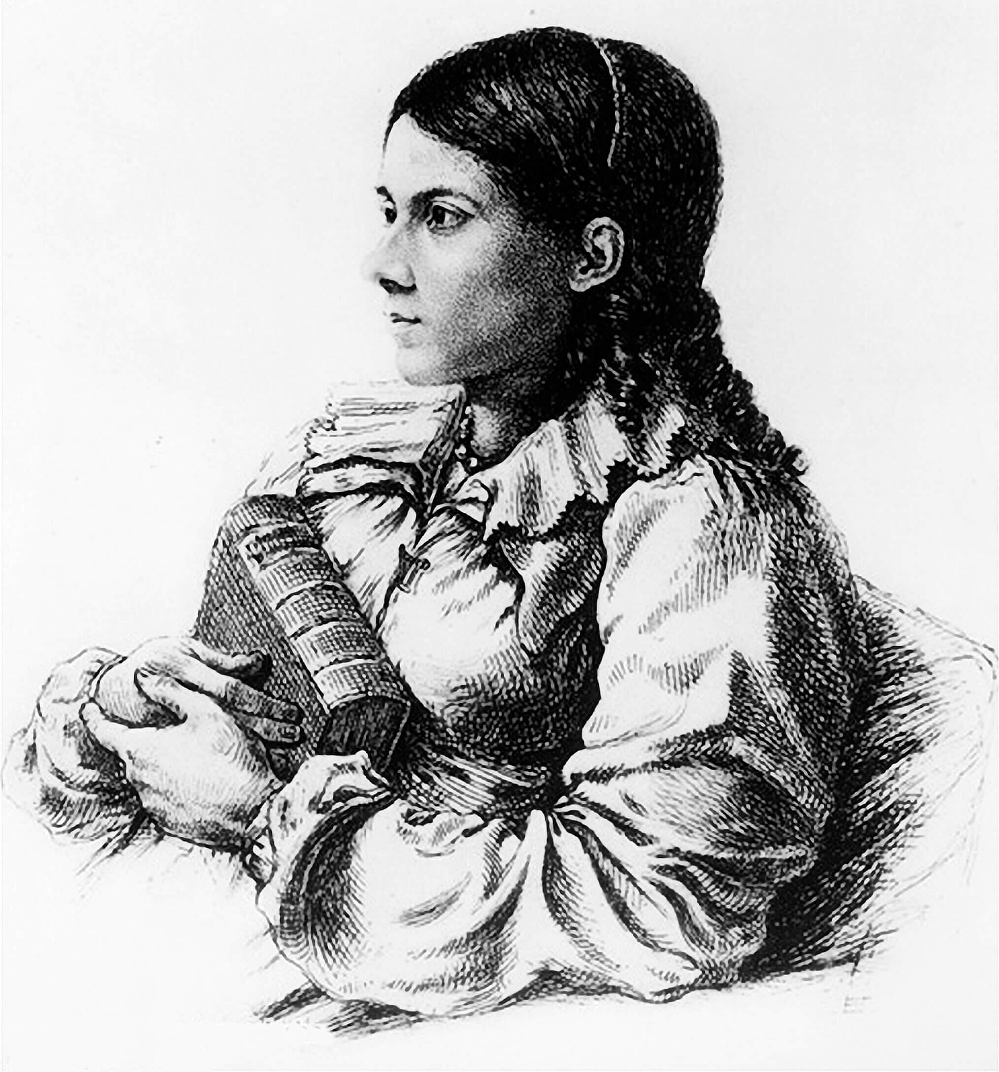 Arnim, Bettine von, geb. Brentano