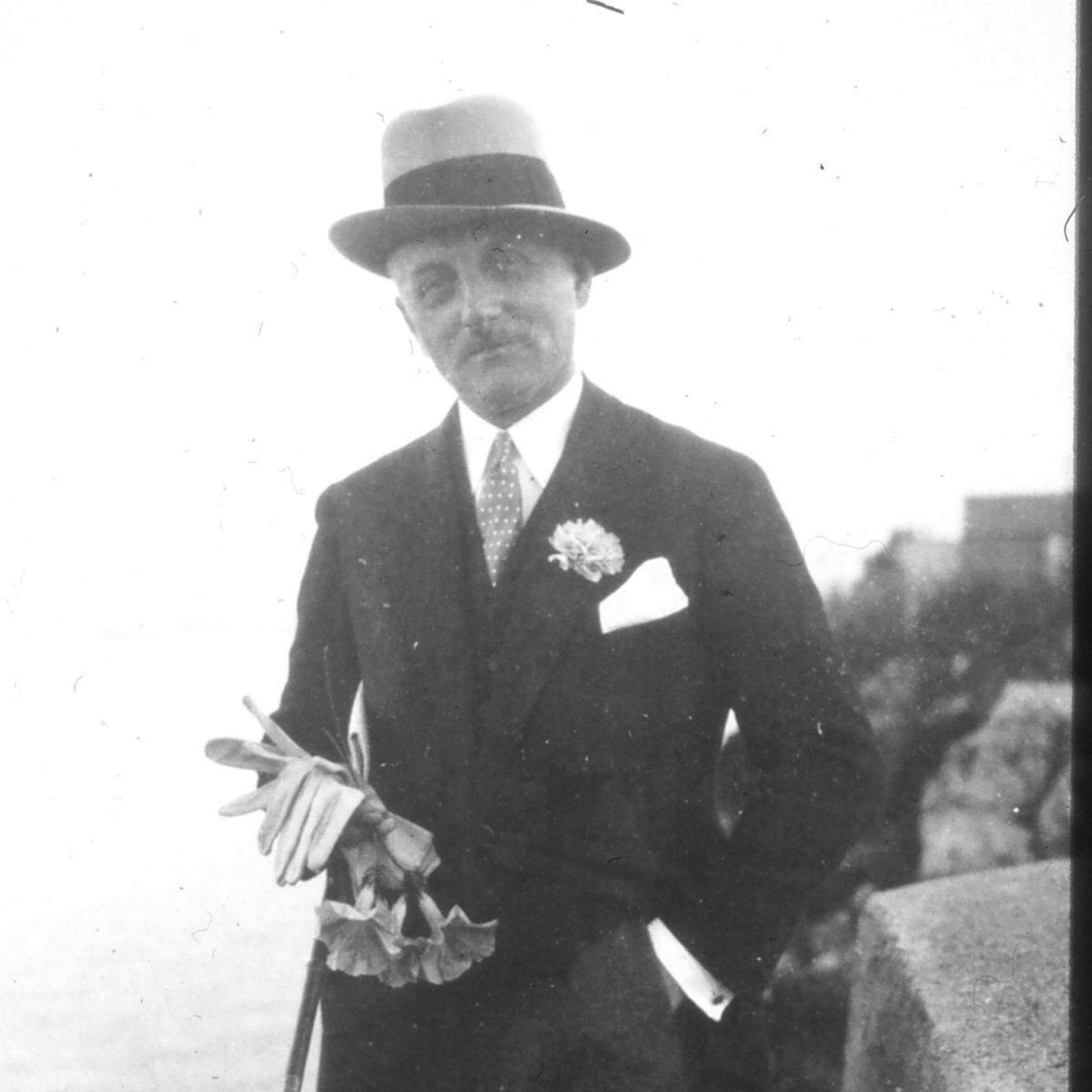 Benrath, Henry (d. i. Albert Henry Rausch)