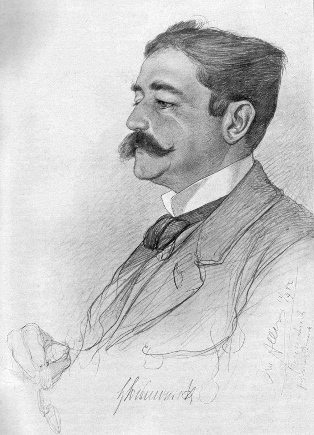 Bismarck, Herbert von