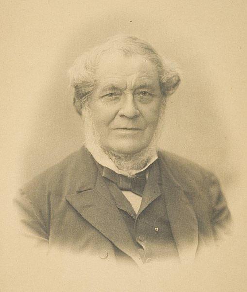 Bunsen, Robert Wilhem