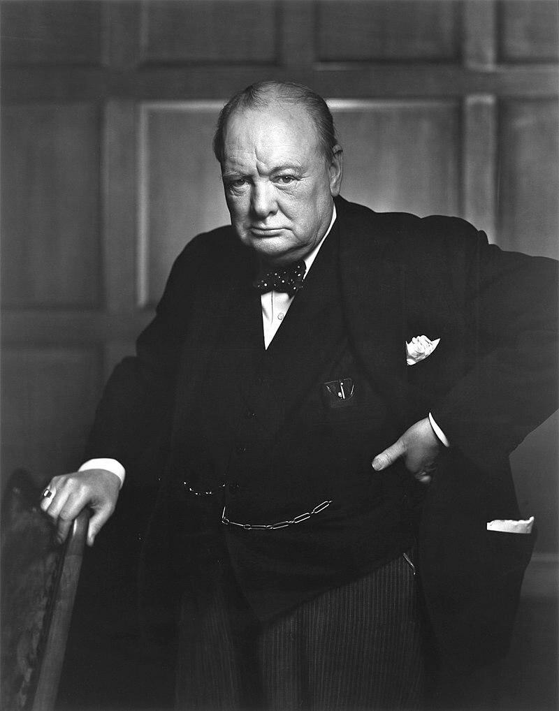 Churchill, Sir Winston Spencer