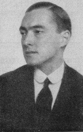 Coudenhove-Kalergi, Richard Nikolaus