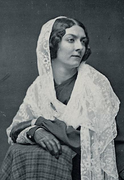 Montez, Lola (d. i. Elizabeth Rosanna Gilbert, ab 1847 Gräfin Marie von Landsfeld)