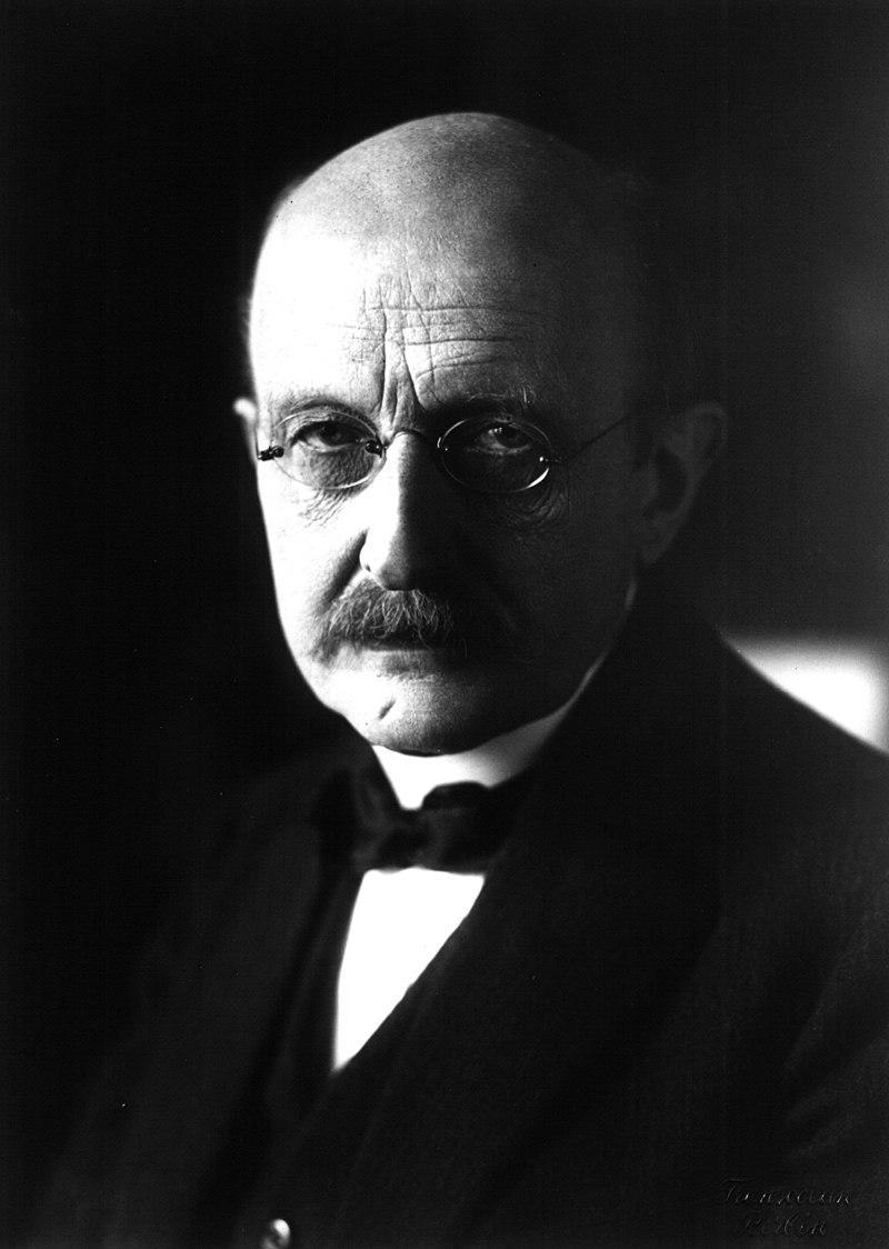Planck, Max