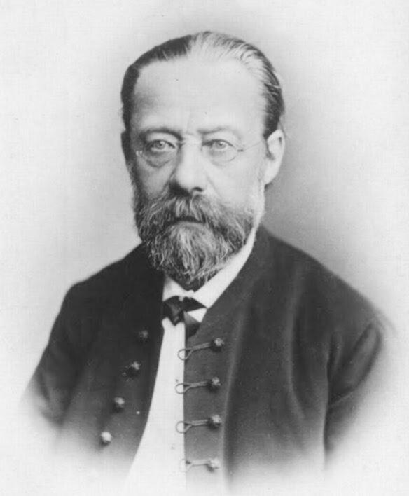 Smetana, Friedrich (Bedrich)