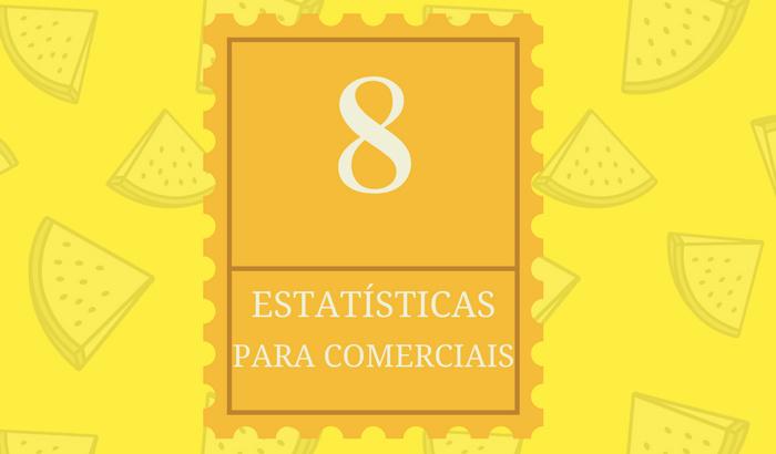 Estatísticas Comerciais