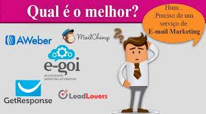 melhor plataforma email marketing