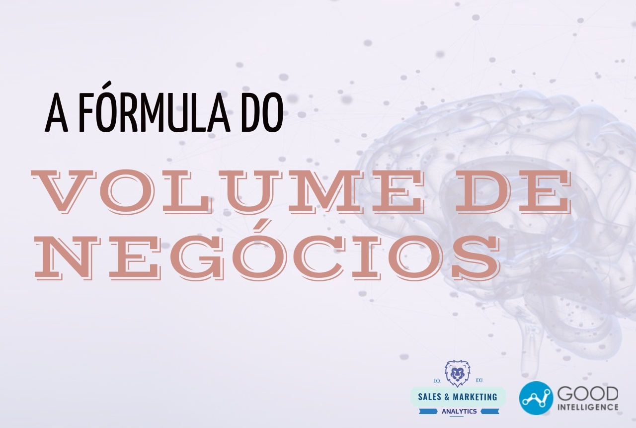 A Formula Do Volume De Negocios