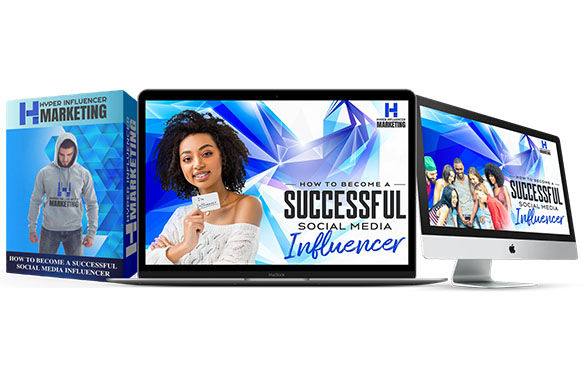 How To Become A Successful Social Media Influencer Upgrade Package