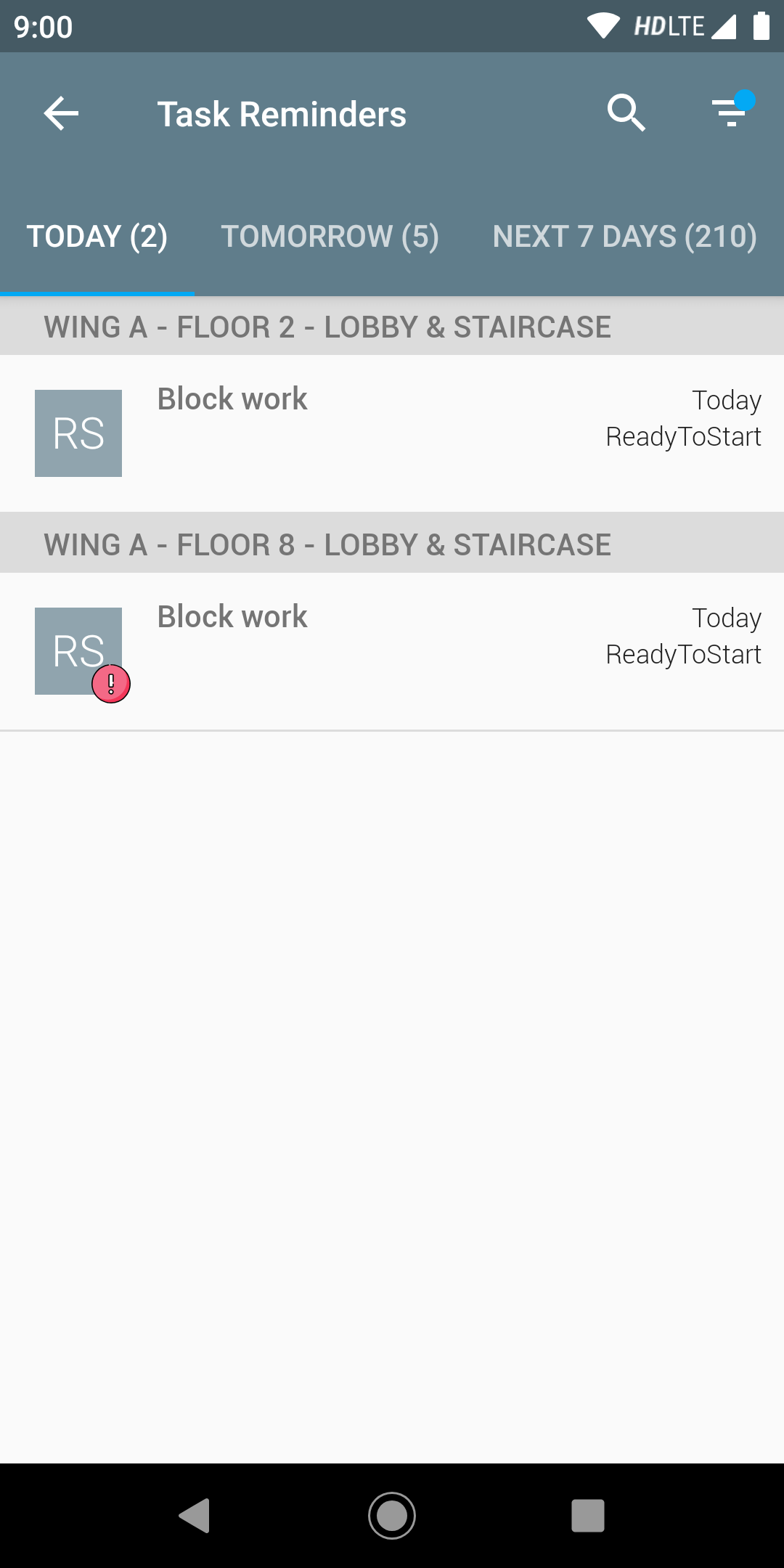 Construction Schedule & Progress Updates