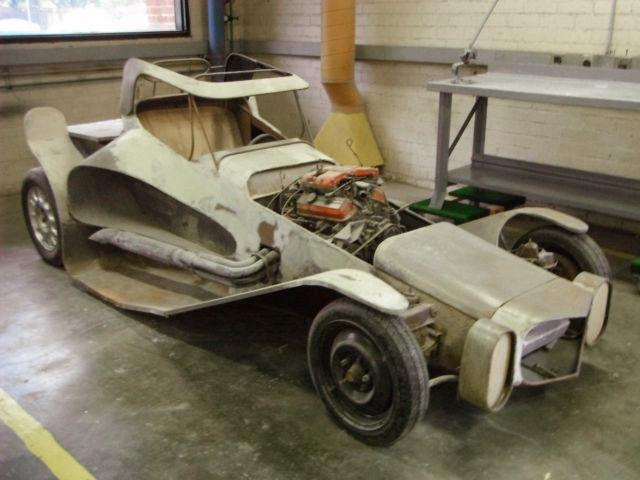 1929 Graham Oats custom