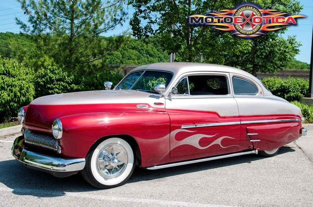 1949 Mercury Eight Custom Coupe