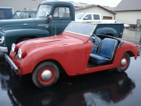1951 Crosley Supersport Hotspot NO RESERVE for sale