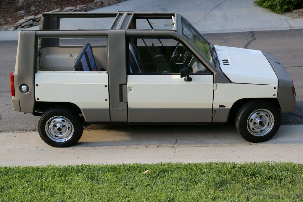 1984 Renault Rodeo R5