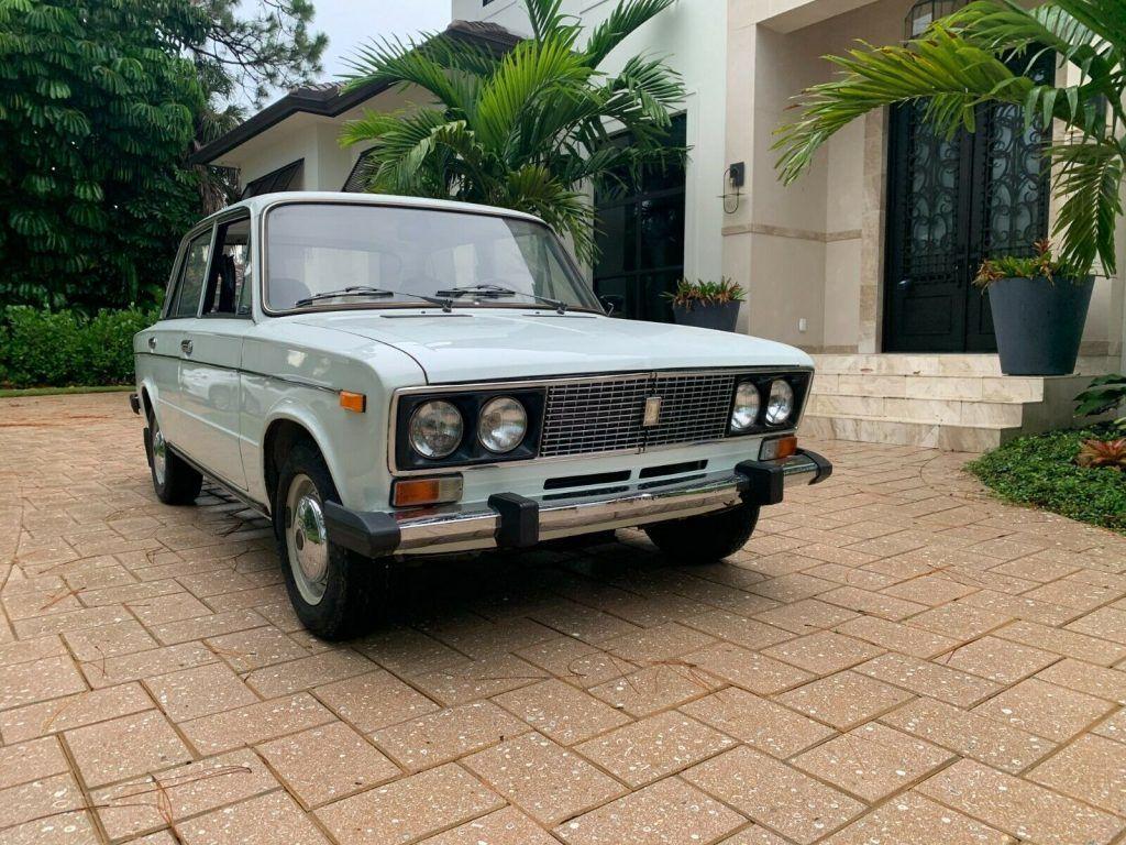 1988 Lada VAZ 2106