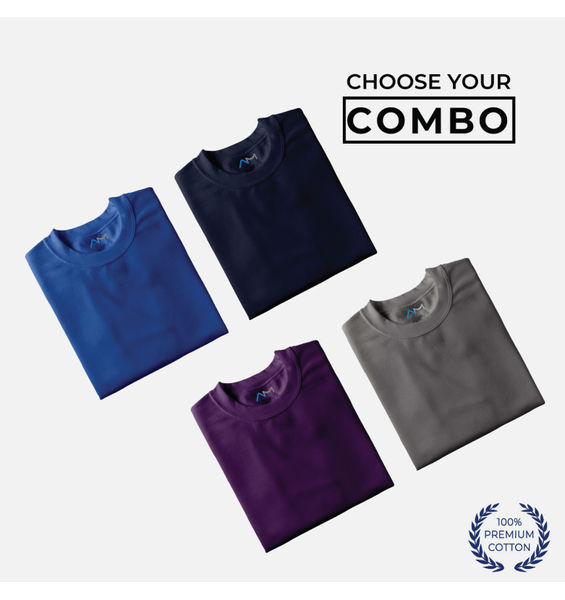 Pack of 4: Choose your own combo