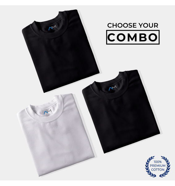 Pack of 3: Choose your own combo
