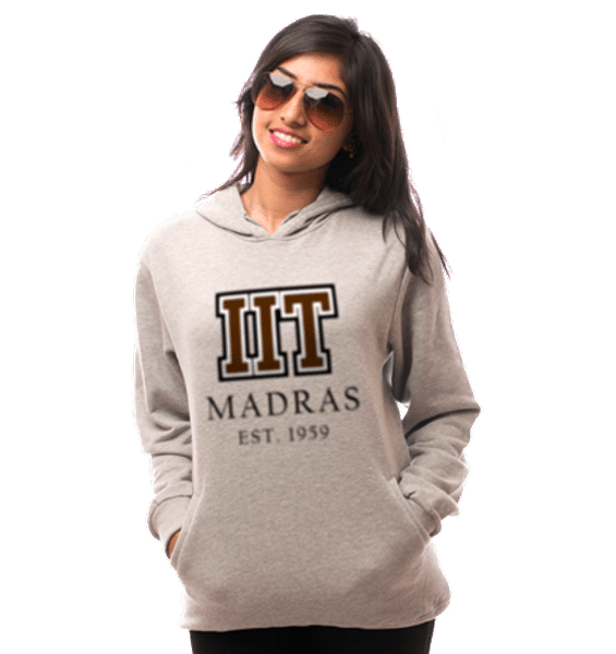 IIT Madras Navy Blue Tee