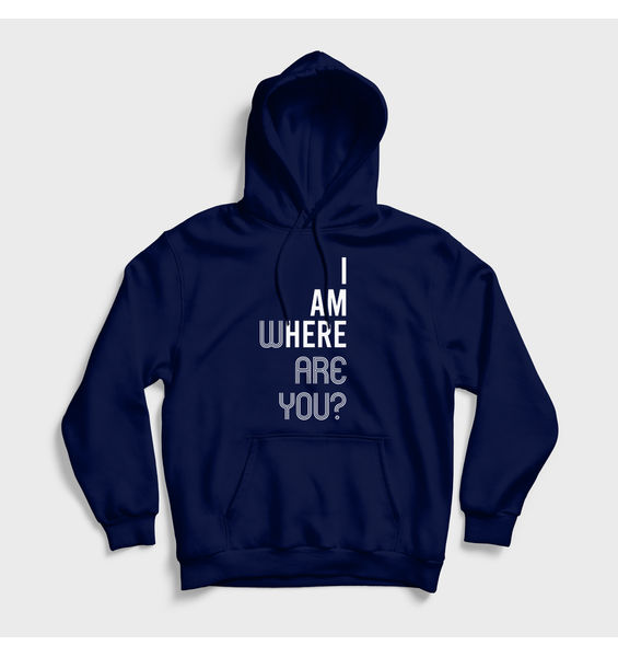 Where Are You? Hoodie