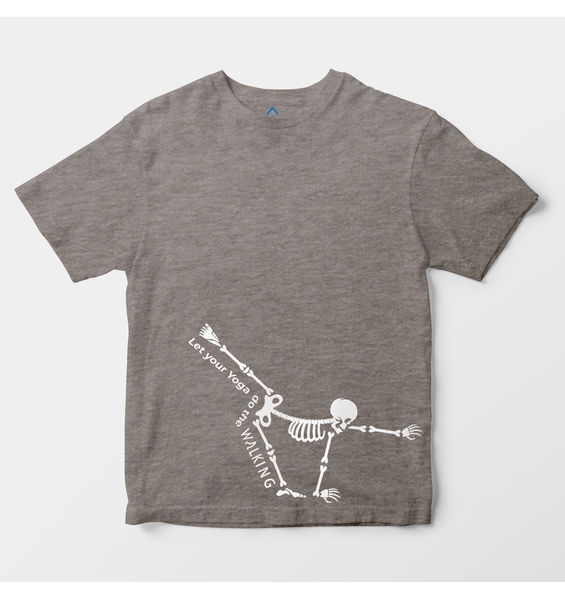 Walking Skeleton Tee