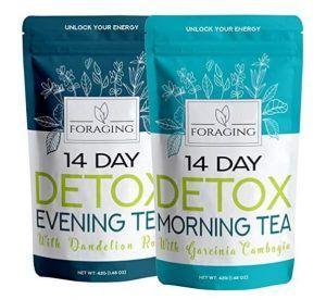 Foraging 14 Day Detox Tea
