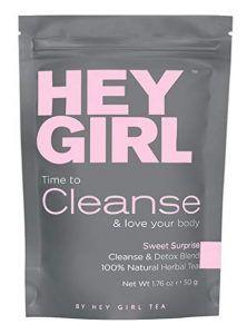Hey Girl Detox Tea