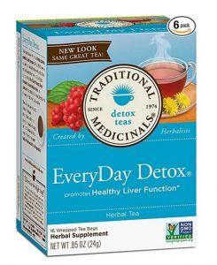 Traditional Medicinals EveryDay Detox