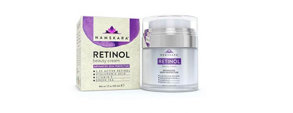 Namskara Retinol Moisturizer Cream