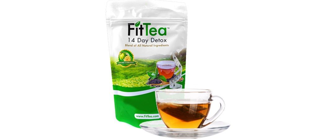 Fit tea and brewed cup
