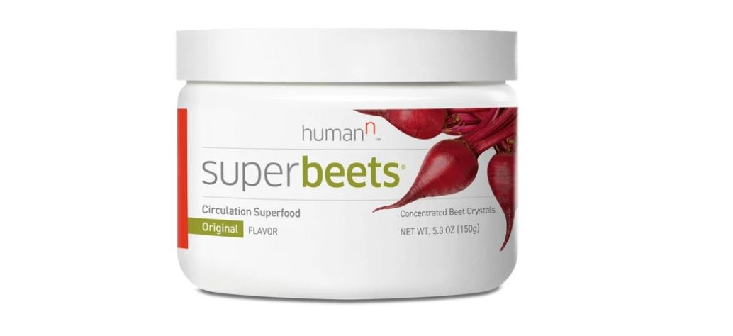 Superbeets canister packaging