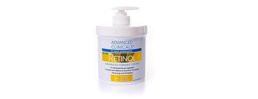 Advanced Clinicals Retinol Firming Cream