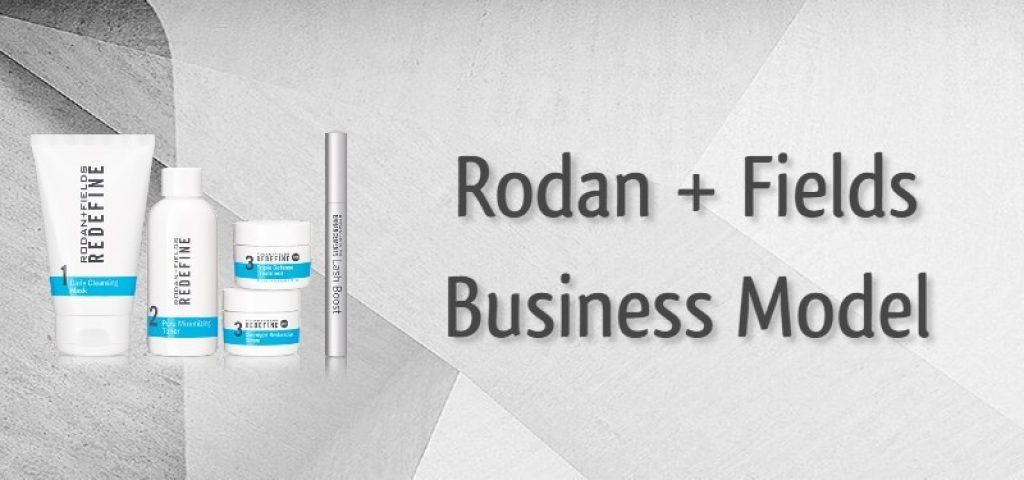 Business Model of Rodan and Fields