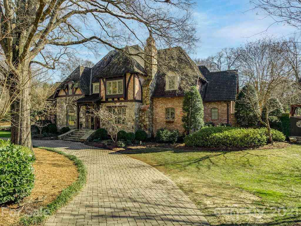 2505 Forest Drive, Charlotte, NC, 28211,