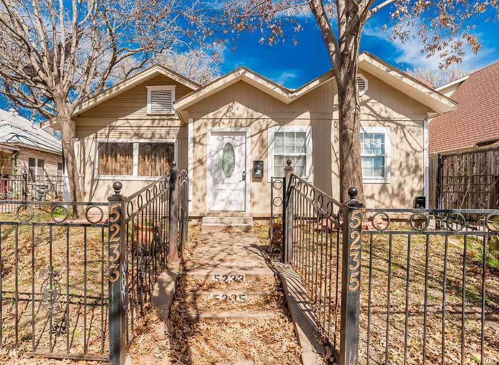 5235 Bonita Avenue, Dallas, TX, 75206,