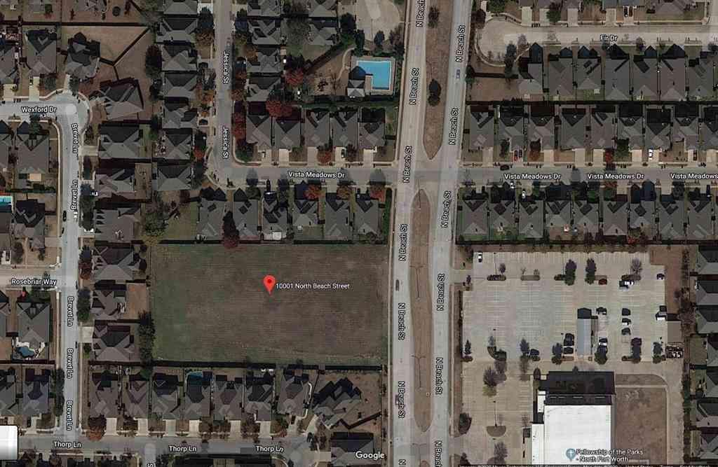 10001 N Beach Street, Fort Worth, TX, 76244,