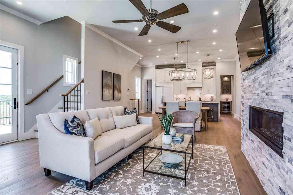 Sunny Living Room, 59 Cortes Drive, Westlake, TX, 76262,