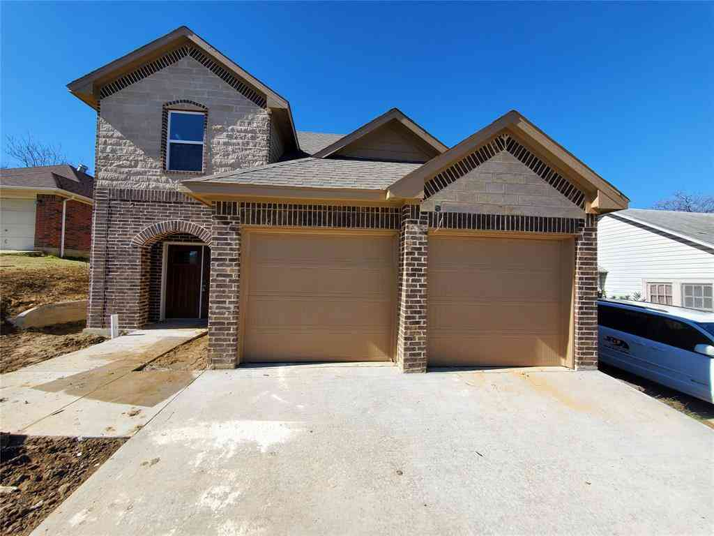 3720 S Main Street, Fort Worth, TX, 76110,