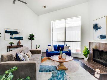 Living Room, 3828 San Jacinto Street, Dallas, TX, 75204,