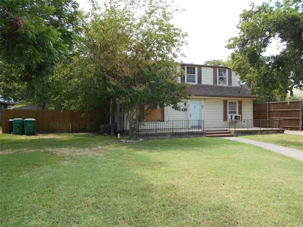219 Normal Street, Denton, TX, 76201,