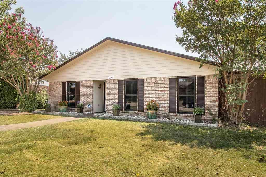 3302 Overglen Drive, Garland, TX, 75043,