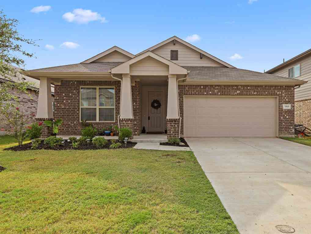 7513 Boat Wind Road, Fort Worth, TX, 76179,