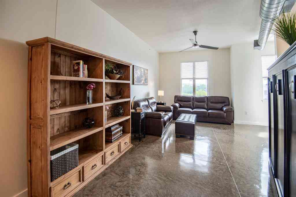 Living Room, 201 W Lancaster Avenue #423, Fort Worth, TX, 76102,